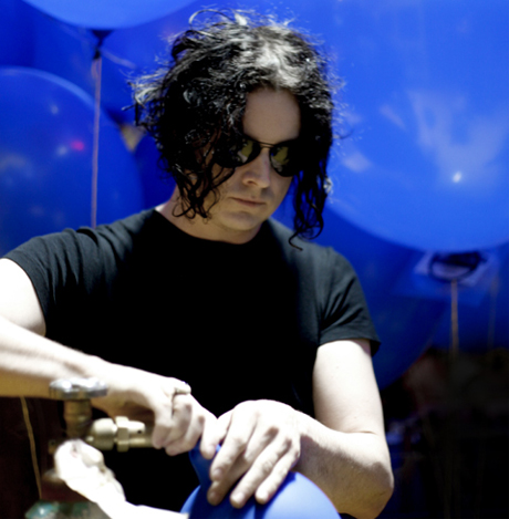 Jack White Releases New Single via Helium Balloons