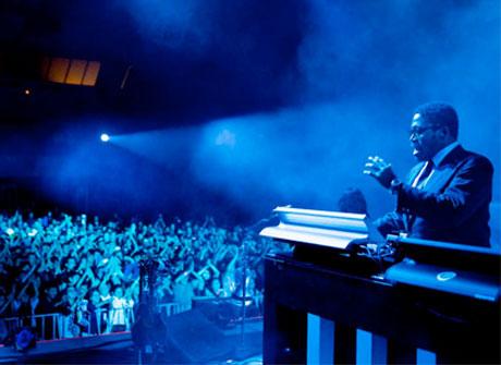 Image Result For Keyboardist Mars Volta