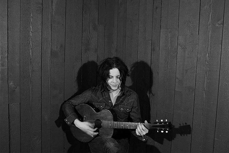 Jack White rolls out new interactive timeline to explore his career