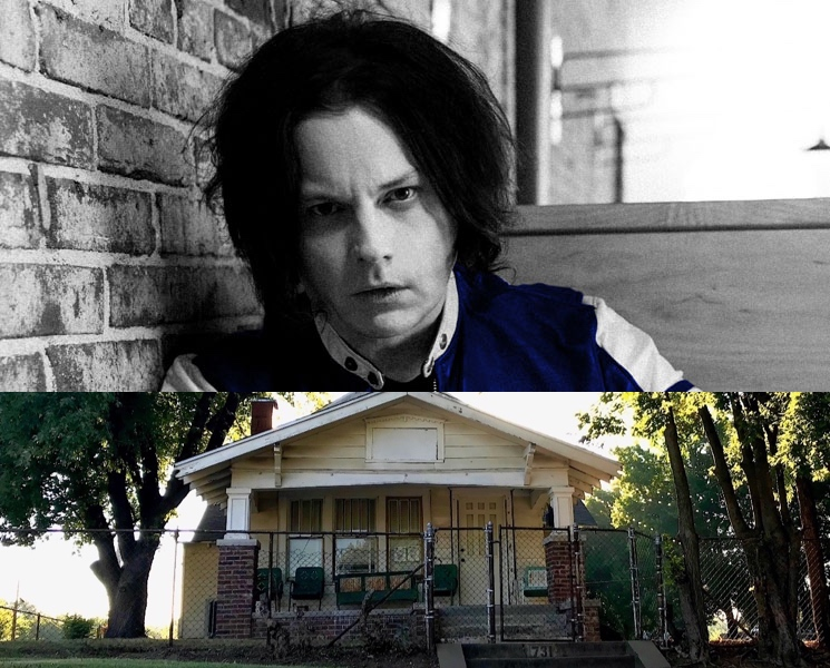 Jack White Donates $30,000 to Restore the House from 'The