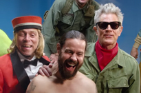 Watch the First Trailer for 'Jackass Forever'