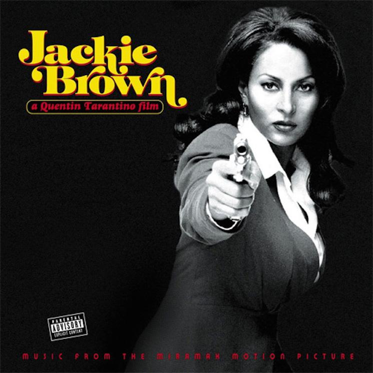 Jackie Brown Soundtrack Gets Vinyl Reissue