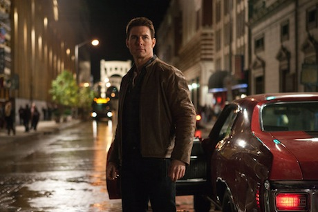 Jack Reacher - Directed by Christopher McQuarrie