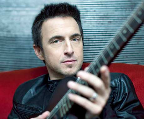 Colin James Celebrates 25 Years in the Industry with Live Album