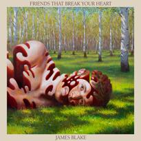 James Blake Details New Album 'Friends That Break Your Heart'