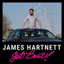James Hartnett Achieves Rare Feats of Comedy on 'Get Bent!'