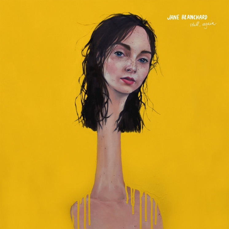 Jane Blanchard Invites Listeners into a Moody Fog of Fuzz on 'Still, Again' EP