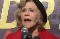 Jane Fonda Just Got Arrested Again