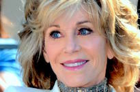 Jane Fonda Arrested at Capitol Hill While Protesting Climate Change