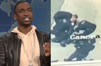 Jay Pharoah Says LAPD Drew Guns on Him While He Was Jogging and Knelt on His Neck