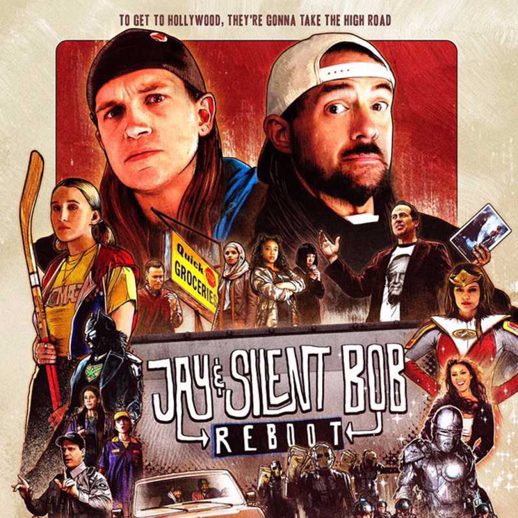 "Kevin Smith Is Bringing His ""Jay And Silent Bob Reboot"