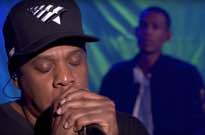 ​Watch JAY-Z Shout Out Chester Bennington with