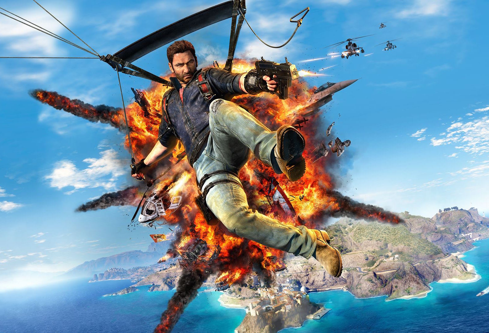 Just Cause 3PS4, XB1, PC