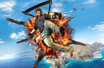 Just Cause 3 PS4, XB1, PC