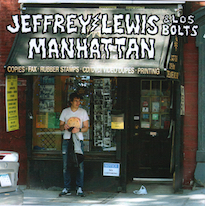 Jeffrey Lewis Returns with 'Manhattan'