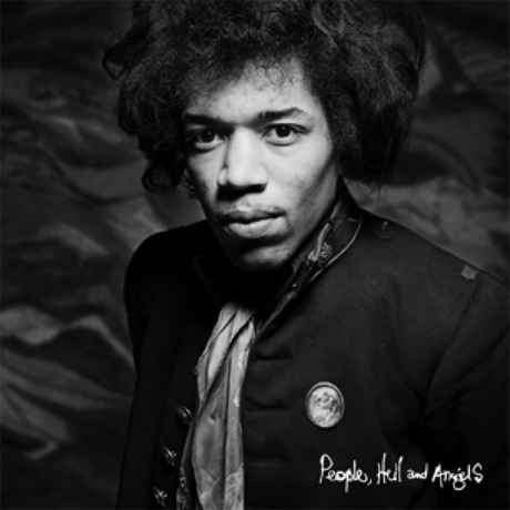 Unheard Jimi Hendrix Recordings to Surface on 'People, Hell and Angels' Album