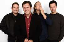 Jimmy Eat World Leave Their Musical Comfort Zone for 'Integrity Blues'