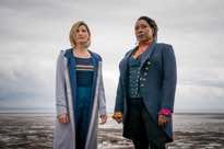 Jo Martin Appeared as the First Black Doctor on 'Doctor Who'