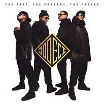 JodeciThe Past, The Present, The Future
