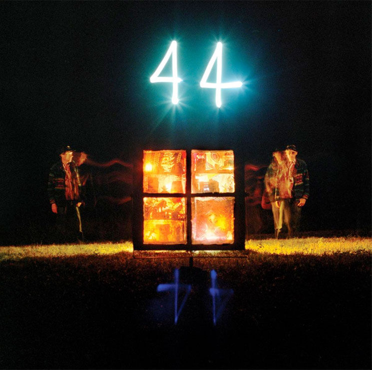 Joel Plaskett Unveils Quadruple Album  44