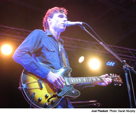 Joel Plaskett Emergency / ReparteeOlympic Hall, Halifax, NS, March 28