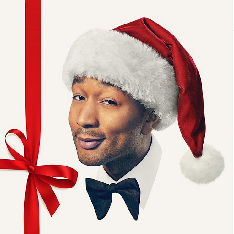 """John Legend Updates Controversial Lyrics on """"Baby It's Cold Outside"""""""