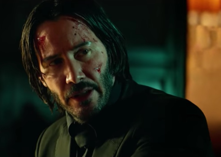 Watch Keanu Reeves Kick Major Ass in the Trailer for 'John Wick: Chapter 2'