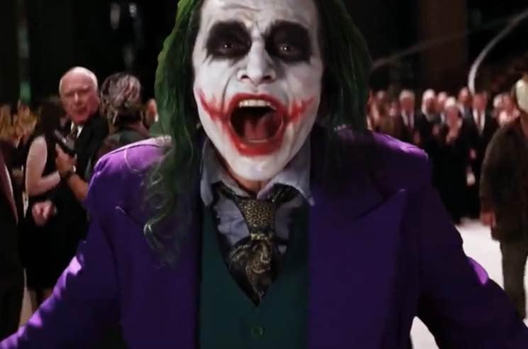 Someone Edited Tommy Wiseau's Joker Into 'The Dark Knight ...