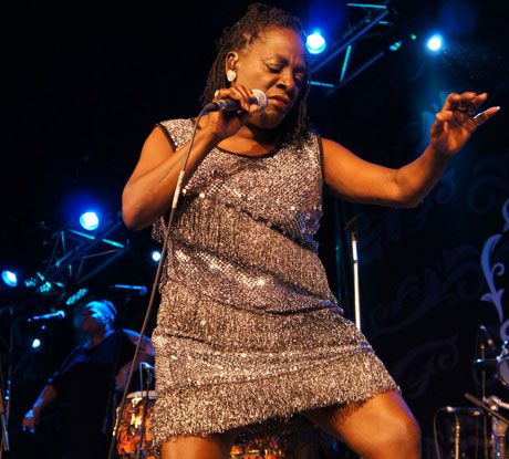 Harvest Jazz & Blues Festival featuring Sharon Jones, Joel Plaskett, Kathleen Edwards, the Avett Brothers - Fredericton, NB, September 11-16