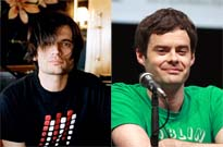 ​Jonny Greenwood Wants Bill Hader to Play Him in a Radiohead Movie