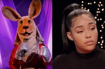 "Jordyn Woods Revealed as ""The Kangaroo"" on 'The Masked Singer'"