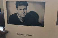 Leslie Jones Got a Colin Jost Calendar for Christmas