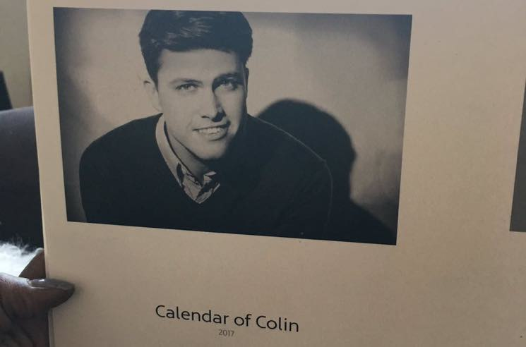 ​Leslie Jones Got a Colin Jost Calendar for Christmas