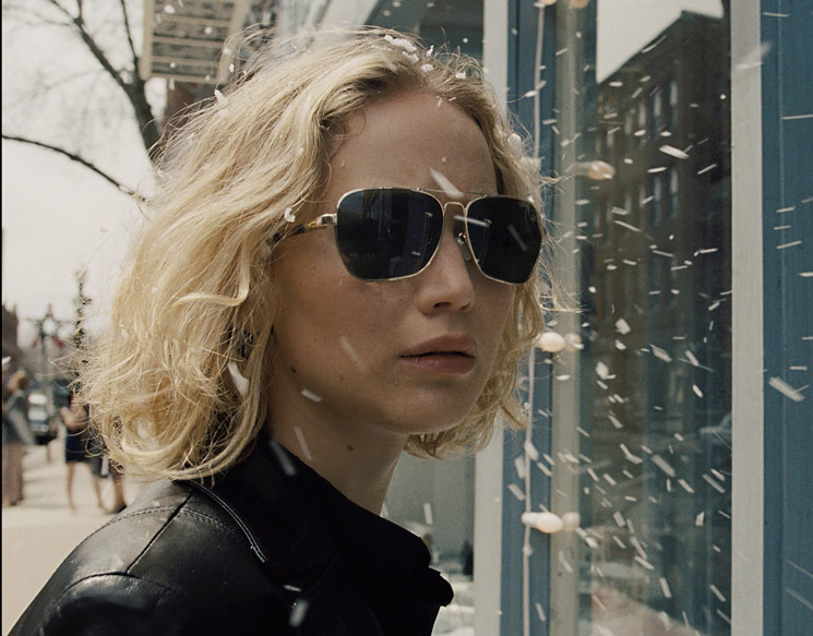 Jennifer Lawrence Says She Mopped Constantly For Her And Bradley Cooper's New
