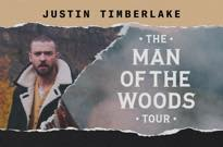 "​Justin Timberlake Announces Winnipeg Stop on ""The Man of the Woods Tour"""