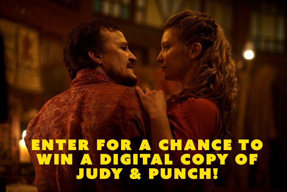 Judy & Punch – Enter for a chance to win a digital download of the film!