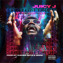 Juicy J Drops Surprise Mixtape 'Shutdafukup'