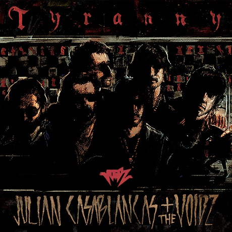 Julian Casablancas + the VoidzTyranny