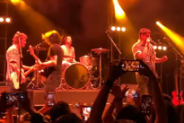 Watch Julian Casablancas Join the Raconteurs Onstage in Mexico
