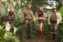 ​Here's the First Trailer for 'Jumanji: Welcome to the Jungle'