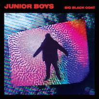 Junior BoysBig Black Coat