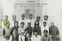 Shye Ben Tzur, Jonny Greenwood and the Rajasthan Express