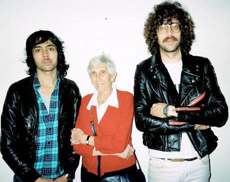 "Justice Talk the ""Soft and Violent"" Sound of 'Audio, Video, Disco'"