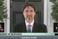 "Somebody Turned Justin Trudeau's ""Moistly"" Speech into a Club Banger"