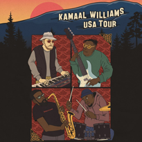 Kamaal Williams Hits Canada on North American Tour