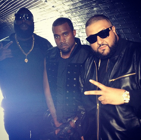 "DJ Khaled - ""I Wish You Would"" / ""Cold"" (video) (ft. Kanye West, Rick Ross)"