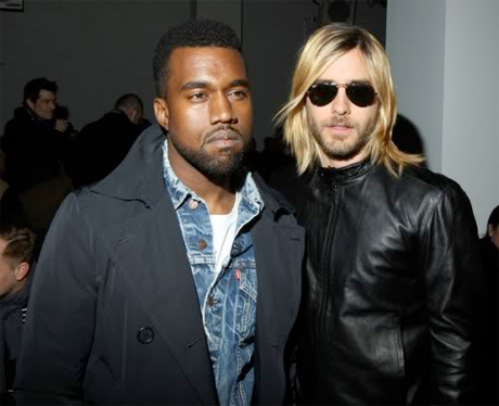 """30 Seconds To Mars """"Hurricane / Power"""" (ft. Kanye West)"""