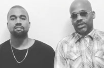 Kanye West and Dame Dash in Talks to Buy Karmaloop