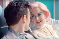 Katy Perry Visits Dystopian Theme Park in