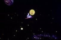 Katy Perry Got Stuck Floating in the Air During Her Concert
